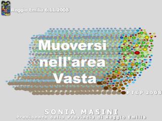 Reggio Emilia 6.11.2008