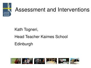 Assessment and Interventions