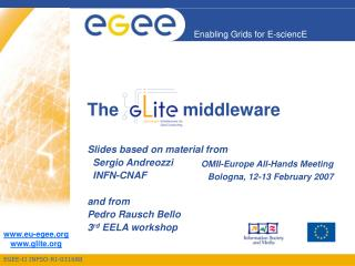 The             middleware