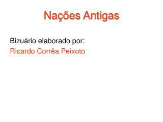 Nações Antigas