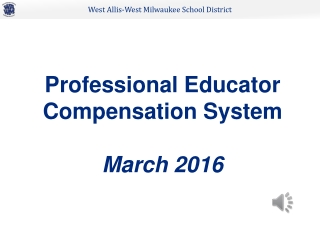 Proposed Teacher Licensure  Professional Growth Program
