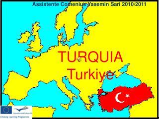 TURQUIA Turkiye