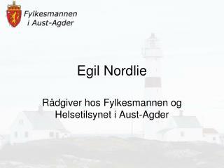 Egil Nordlie