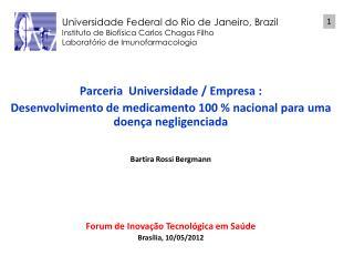 Parceria Universidade  /  Empresa  :