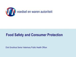 Food Safety and Consumer Protection