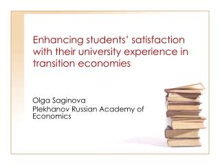 Enhancing students� satisfaction with their university experience in transition economies