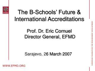 Sarajevo, 2 6 March 2007