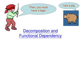 Decomposition and Functional Dependency