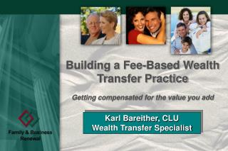 Karl Bareither, CLU Wealth Transfer Specialist