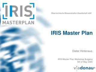 IRIS Master Plan