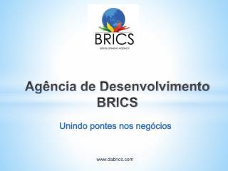 Agência de Desenvolvimento  BR ICS