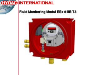 Fluid Monitoring Modul EEx d IIB T3