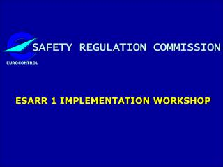 SAFETY REGULATION COMMISSION