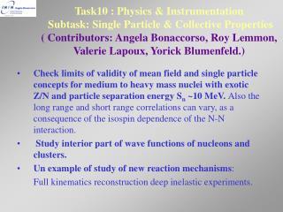 I.  Full kinematics reconstruction  slightly  deep inelastic experiment