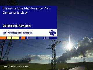 Guidebook Revision