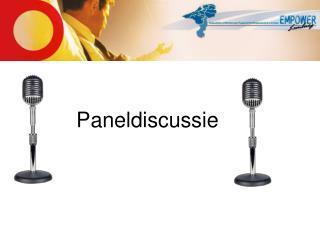 Paneldiscussie