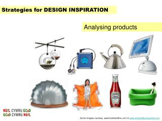 Analysing products