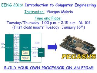 EENG 201b:  Introduction to Computer Engineering
