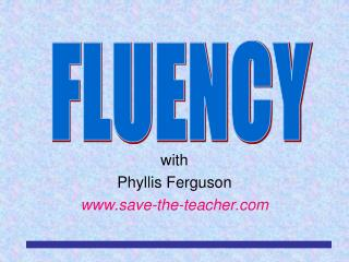 with Phyllis Ferguson save-the-teacher