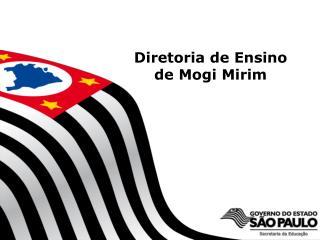 Diretoria de Ensino de Mogi Mirim
