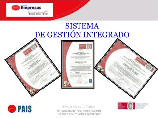 SISTEMA  DE GESTIÓN INTEGRADO SGI