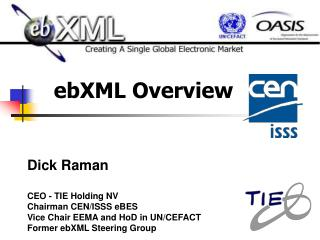 ebXML  Overview