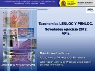 Madrid, 10 de Noviembre de 2011