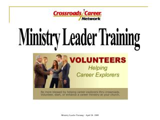9-12 Morning Session Prayer and Welcome  New Ministry Tools Leadership Process