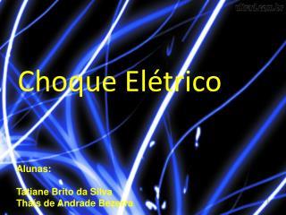 Choque El�trico