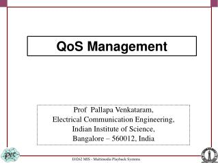 QoS Management