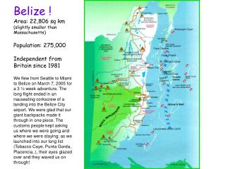 Belize City to Belize Zoo