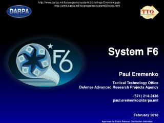 System F6