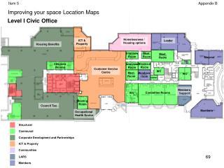 Level I Civic Office