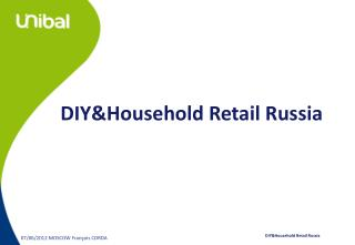DIY&Household Retail Russia