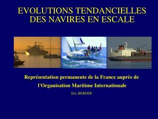 Représentation permanente de la France auprès de  l'Organisation Maritime Internationale