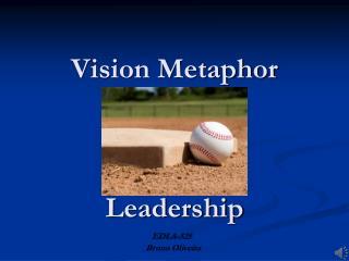 Vision Metaphor  Leadership