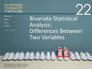 Bivariate Statistical Analysis: Differences Between Two Variables