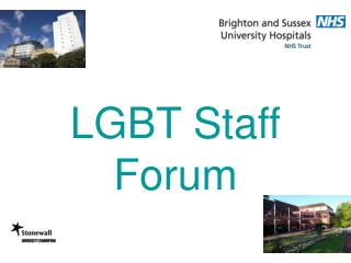LGBT Staff Forum
