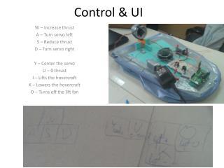 Control & UI