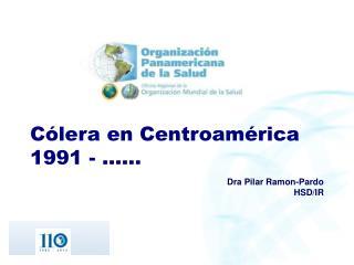 Dra Pilar Ramon-Pardo HSD/IR