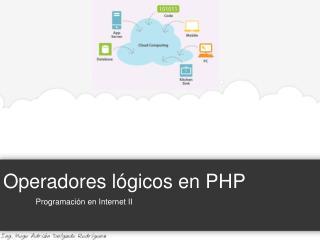 Operadores lógicos en PHP