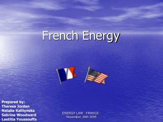 French Energy