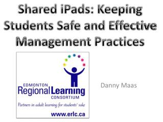 Shared iPads: Keeping Students Safe and Effective Management Practices