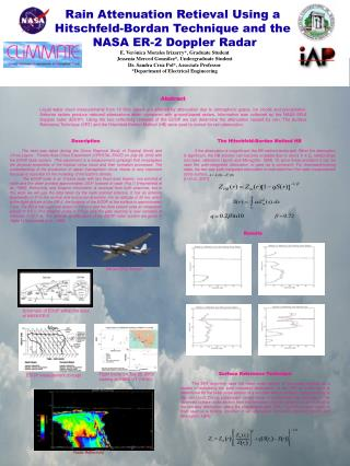 Rain Attenuation Retieval Using a  Hitschfeld-Bordan Technique and the  NASA ER-2 Doppler Radar