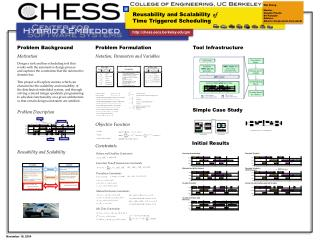 Problem Background Motivation Design a task and bus scheduling tool that