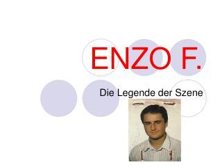 ENZO F.