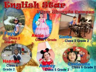Class 3 Grade 2