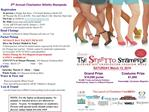 2ND Annual Charleston Stiletto Stampede  Registration      In person at Bridge Run Store, 716 South Shelmore Blvd 105,