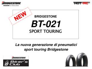 BRIDGESTONE BT-021 SPORT TOURING