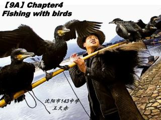【9A】Chapter4  Fishing with birds